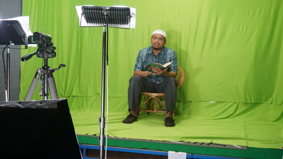 Behind The Scene Tilawah On The Road